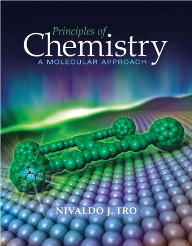 9780321630773: Principles of Chemistry: A Molecular Approach with MasteringChemistry with Pearson eText Student Access Code Card
