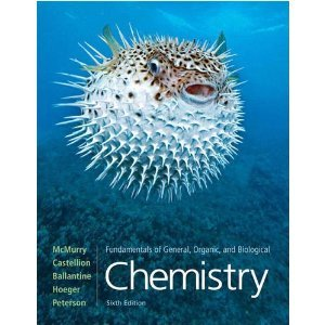 9780321634788: Fundamentals of General, Organic, and Biological Chemistry with Study Guide & Solutions Manual (6th Edition)