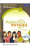 9780321636591: MasteringPhysics with Pearson eText Student Access Kit for Physics: Principles with Applications (6th Edition)