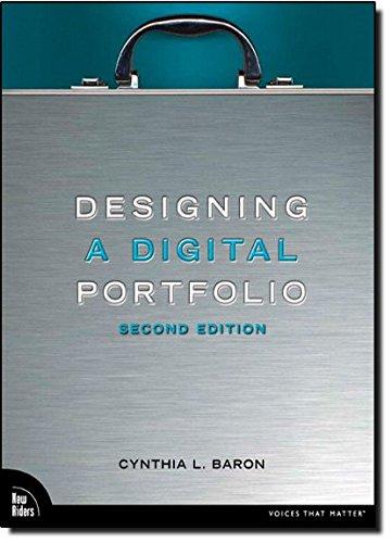9780321637512: Designing a Digital Portfolio (2nd Edition) (Voices That Matter)