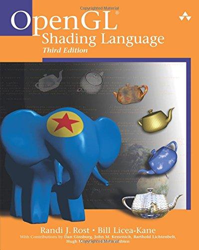 9780321637635: OpenGL Shading Language (3rd Edition)