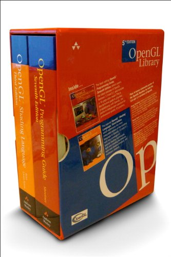 9780321637642: OpenGL Library (7th Edition)