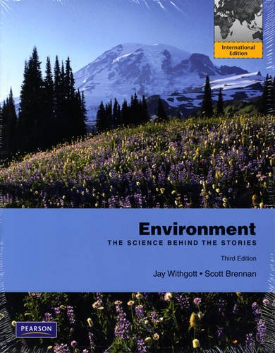 9780321639776: Environment: The Science Behind the Stories