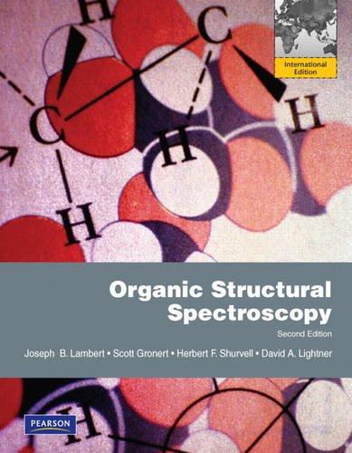 9780321640062: Organic Structural Spectroscopy