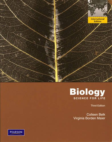 9780321640826: Biology:Science for Life with mybiology: International Edition