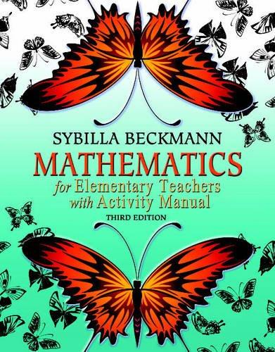 9780321646941: Mathematics for Elementary Teachers