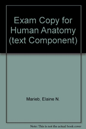 9780321651327: Exam Copy for Human Anatomy (text component)
