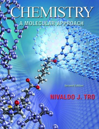 9780321651785: Chemistry: A Molecular Approach (2nd US Edition)