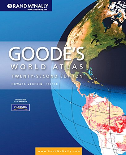 9780321652003: Goode's World Atlas (22nd Edition)
