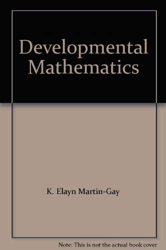 9780321653147: Developmental Mathematics