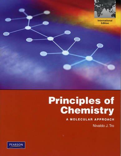9780321657718: Principles of Chemistry: A Molecular Approach (1st International Edition)
