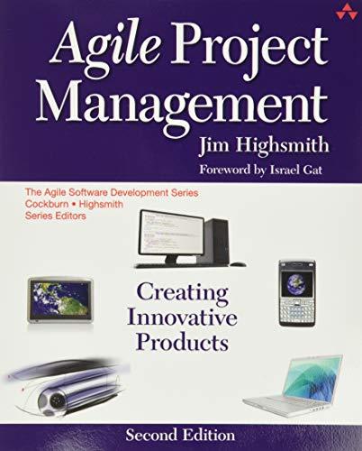 9780321658395: Agile Project Management (Agile Software Development Series)