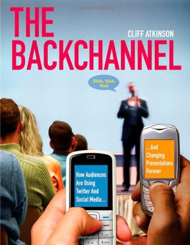 9780321659514: The Backchannel: How Audiences are Using Twitter and Social Media and Changing Presentations Forever (Voices That Matter)