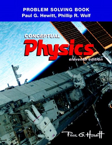 9780321662583: Problem Solving for Conceptual Physics