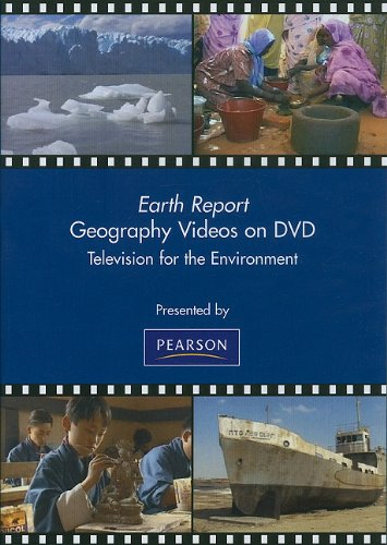 9780321662989: Earth Report Geography Videos on DVD