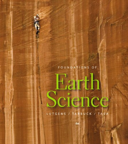 9780321663023: Foundations of Earth Science (6th Edition)