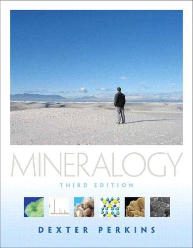Mineralogy (3rd Edition): Perkins, Dexter