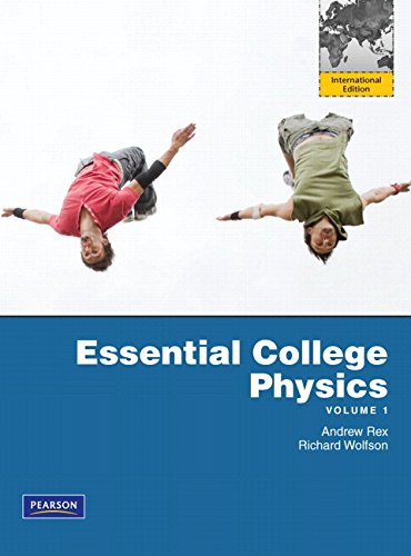 9780321666185: Essential College Physics: v. 1