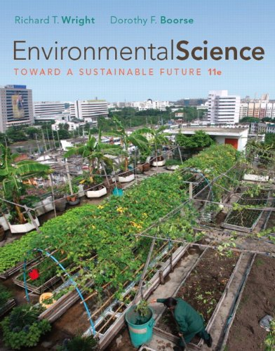 9780321672674: MasteringEnvironmentalScience with Pearson eText Student Access Kit for Environmental Science: Toward a Sustainable Future (11th Edition)
