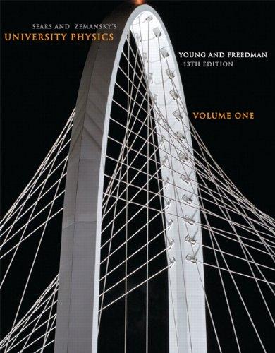 9780321675460: University Physics With Modern Physics