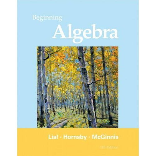 Beginning Algebra (11th Edition) (Beginning Algebra)