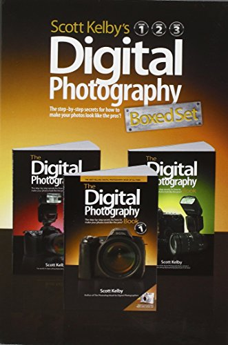 9780321678737: Scott Kelby's Digital Photography Boxed Set, Volumes 1, 2, and 3
