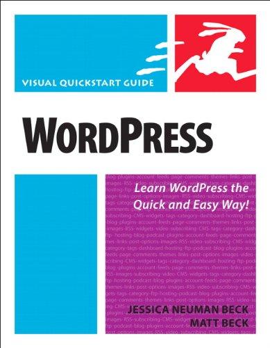 9780321679215: Wordpress: Visual Quickstart Guide