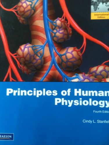 9780321681829: Principles of Human Physiology: International Edition