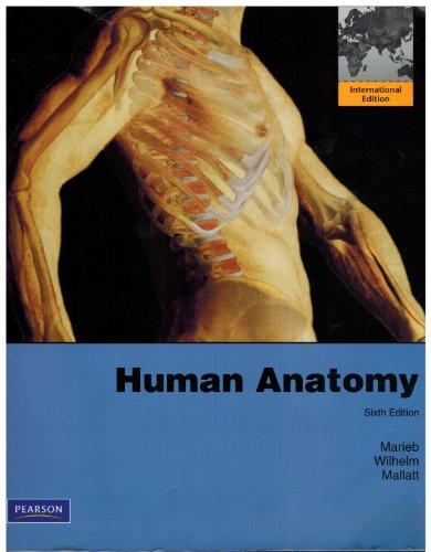 9780321681935: Human Anatomy