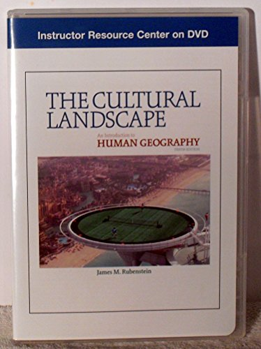 9780321682185: The Cultural Landscape Instructor Resource Center on DVD (An Intro to Human Geography)