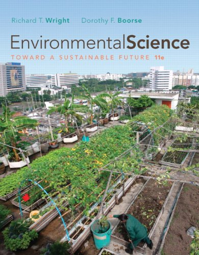 9780321682666: Environmental Science: Toward a Sustainable Future Plus MasteringEnvironmentalScience with eText -- Access Card Package (11th Edition)