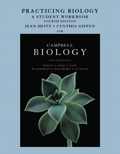 9780321683281: Practicing Biology: A Student Workbook for Campbell Biology