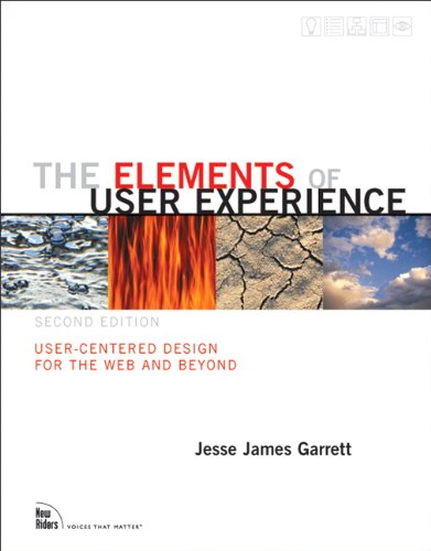 9780321683687: The Elements of User Experience: User-Centered Design for the Web and Beyond