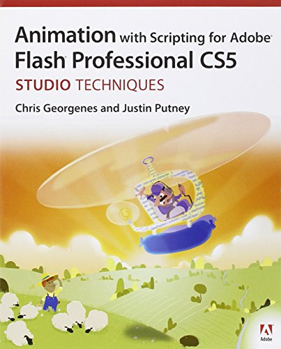 9780321683694: Animation with Scripting for Adobe Flash Professional CS5 Studio Techniques