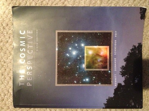 9780321684578: The Cosmic Perspective