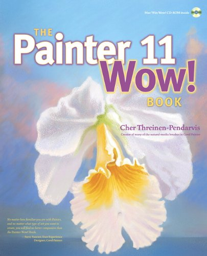 9780321685797: The Painter 11 Wow! Book