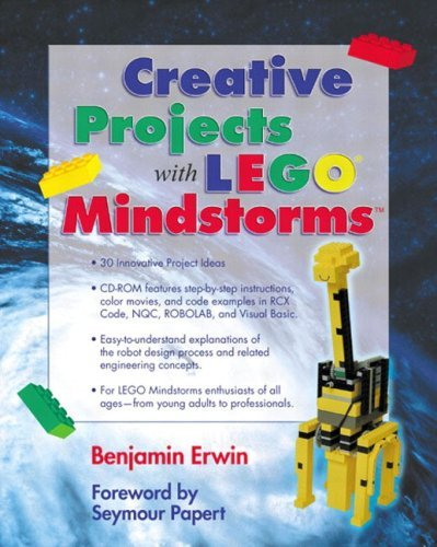 9780321686497: Creative Projects with LEGO Mindstorms