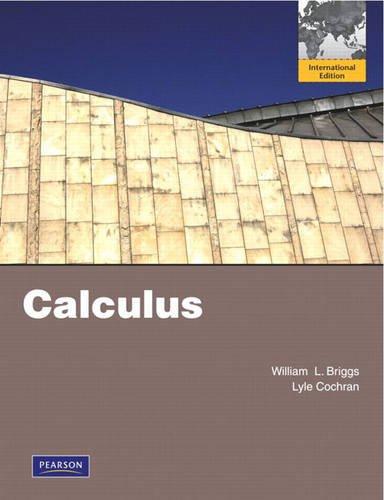 9780321687777: Calculus: International Edition