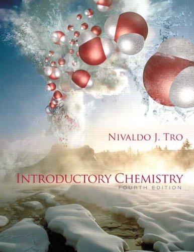 Introductory Chemistry (4th Edition): Nivaldo J. Tro
