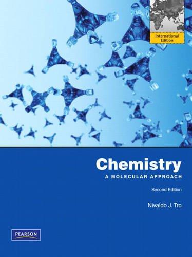 9780321688026: Chemistry: A Molecular Approach