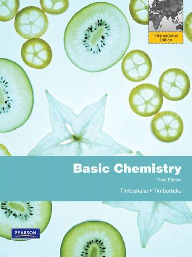 9780321688033: Basic Chemistry