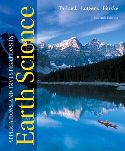 9780321689559: Applications and Investigations in Earth Science (7th Edition)