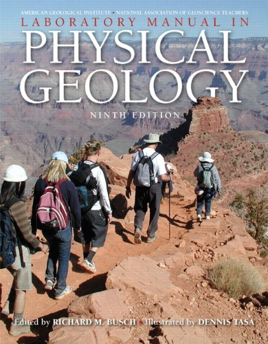 9780321689573: Laboratory Manual in Physical Geology:United States Edition