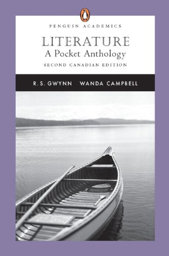 9780321690074: Literature: A Pocket Anthology, Second Canadian Edition and MyLiteratureLab (2nd Edition)