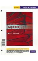 9780321693211: Intermediate Algebra, A La Carte with MML/MSL Student Access Kit (adhoc for valuepacks) (11th Edition)
