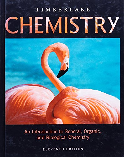9780321693457: Chemistry: An Introduction to General, Organic and Biological Chemistry