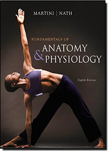 9780321694171: Fundamentals of Anatomy & Physiology with MasteringA&P ™ (8th Edition)