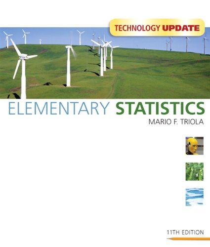 9780321694508: Elementary Statistics Technology Update (11th Edition)