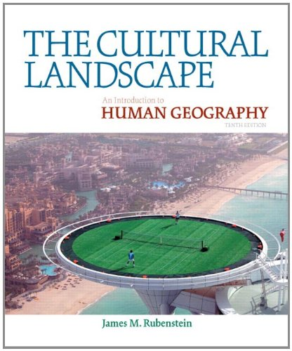 9780321695208: The Cultural Landscape: An Introduction to Human Geography, Books a la Carte Edition (10th Edition)
