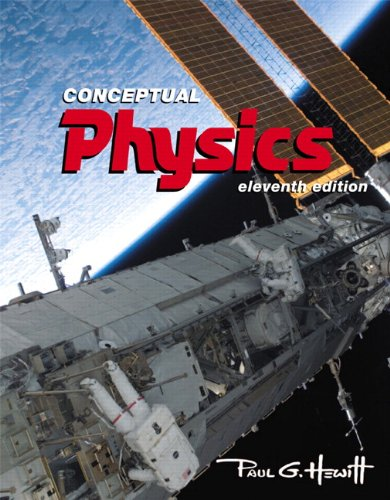9780321696212: Conceptual Physics, Books a la Carte Edition (11th Edition)